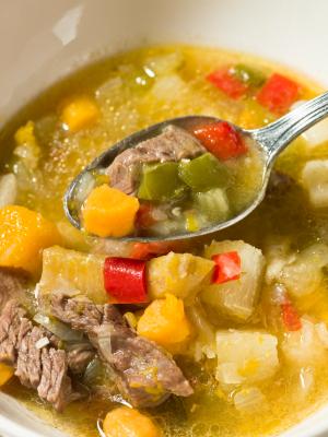 Cuisine cubaine Sancocho